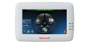 New Honeywell Touchscreen Owner's Manual