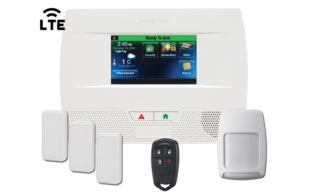 Alarm and Security Packages